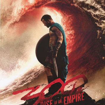 300: Rise of an Empire Movie Poster 22x34