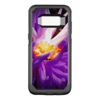 Beautiful flower otterbox Samsung Galaxy S8