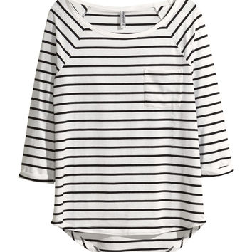H&M - Jersey Top