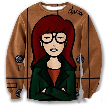 MY LIFE AS DARIA SWEATSHIRT