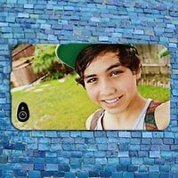 Cute Guy Sam Pottorff Smiling Phone Case Hot Cover iPhone Custom Green Hat