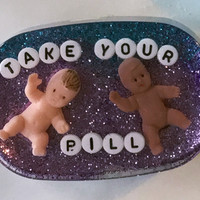 Take Your Pill Shower Art