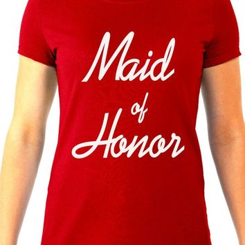 Maid Of Honor Women's, Bachelorette Party