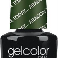 OPI GelColor - Here Today... Aragon Tomorrow 0.5 oz - #GCE48
