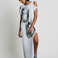 We The Free Womens We The Free Kick Around Graphic Maxi