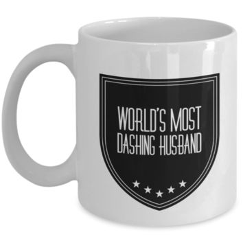 Inspiration Coffee Mug for Husband - Cool Mugs Items under 20 Dollars - Unique Valentine's Day Gifts for Him Mugs with Funny Sayings for Men