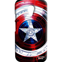 Captain America Shield Decoded - Case For Moto G (2nd Gen)