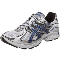 ASICS Men's GEL-Pulse 2 Running Shoe,White/Deep Royal/Black,7 M