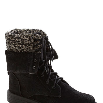 A Touch of Texture Boot | Mod Retro Vintage Boots | ModCloth.com