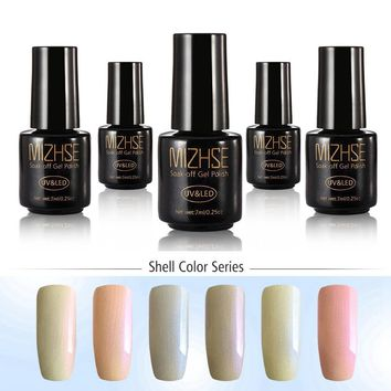 Gel Lak Nail Polish Matte Colour Beauty Qute Nail Gel Polish Soak Off Colored Gel Nail Polish Led Uv Lamps Parbie Pink M-BBF