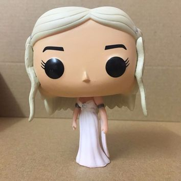 POP! Game Of Thrones Vinyl Figure DAENERYS TARGARYEN 10cm #24