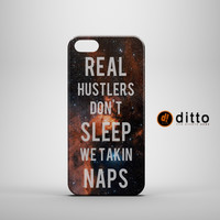 REAL HUSTLERS Design Custom Case by ditto! for iPhone 6 6 Plus iPhone 5 5s 5c iPhone 4 4s Samsung Galaxy s3 s4 & s5 and Note 2 3