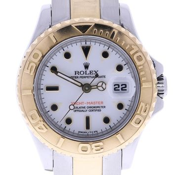 Rolex Yacht-Master automatic-self-wind womens Watch 69623 (Certified Pre-owned)