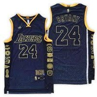 Kobe Bryant, LA Lakers Commerative #24