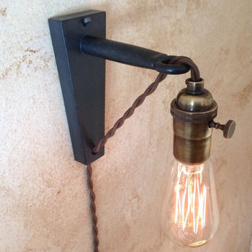 Plug In Wall Hanging Lamps : Shop Plug In Wall Lamp on Wanelo