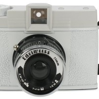 Lomography Diana F + Edelweiss Edition Medium Format Camera