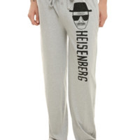 Breaking Bad Heisenberg Guys Pajama Pants