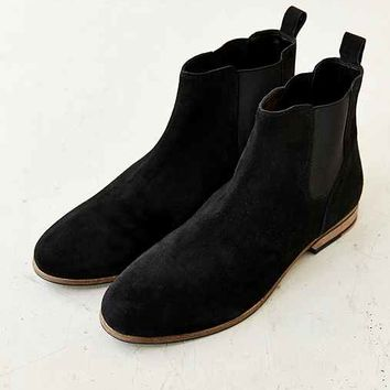 Hawkings McGill Suede Chelsea Boot