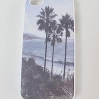 Ocean and Palm Trees Phone Case