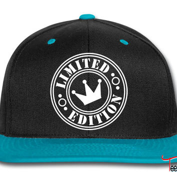 limited edition crown Snapback