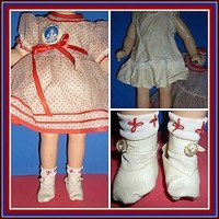 Ideal Shirley Temple 14 Doll body -1930