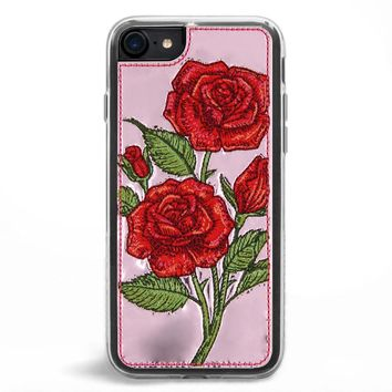 Beauty Embroidered iPhone 7/8 Case