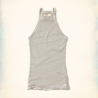 Must-Have Slim Ribbed Tank