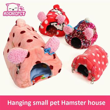 Cute Hanging Small Animal House