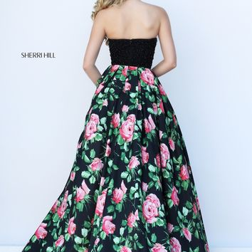 Sherri Hill 50354 prom dress