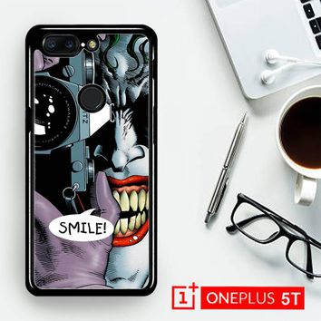 Joker Batman The Killing Joke F0835  OnePLus 5T / One Plus 5T Case
