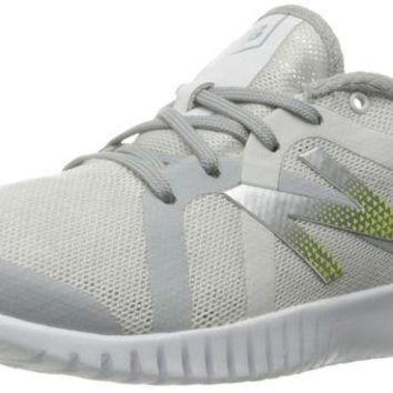DCCK1IN new balance women s wx615 cross trainer silver mink firefly 7 5 b m us