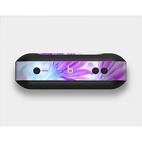 The Vibrant Blue & Purple Flower Field Skin Set for the Beats Pill Plus