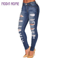 fall-women-denim-destroyed-skinny-jeans-high-waist-jeans-woman-stretchy-ripped-hole-pencil-pants-vaqueros-mujer BBL
