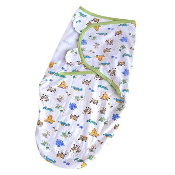 0-6 M Baby blanket Newborn Infant Baby Kids Swaddle Soft Sleeping Blanket Wrap Sleeping Bag toddler boys girls drop shipping