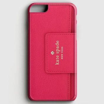 Pink Kate Spade iPhone 6 Plus/6S Plus Case