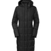 The North Face Women's Jackets & Vests INSULATED GOOSE DOWN WOMEN'S METROPOLIS DOWN PARKA