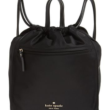 kate spade new york watson lane - faye nylon bucket backpack | Nordstrom