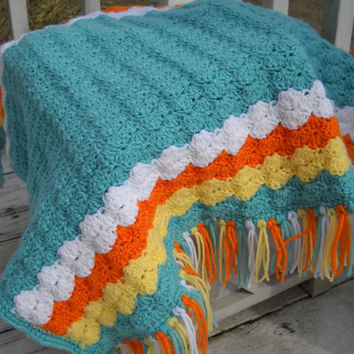 Baby Photo Prop Baby Crochet Throw Little Baby Blanket Crochet B