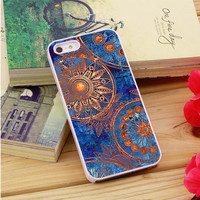 Old Mandala Printing Christmas Gifts 030 iPhone 5|5S|5C Case Auroid