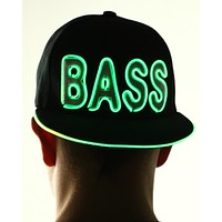 Light Up Hat - Bass