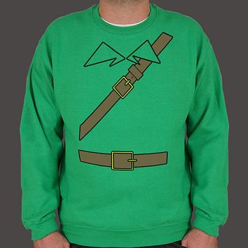 A Tunic For Heroes [Robin Hood Inspired] Men's Sweater