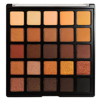 Morphe 25A Copper Spice Eyeshadow Palette at Beauty Bay