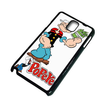 POPEYE The Sailor Samsung Galaxy Note 3 Case