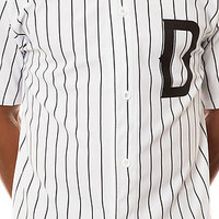 The DFYNT Baseball Jersey in White