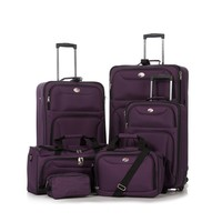 6pc Luggage Set 624876171 | Luggage Sets | Luggage | HANDBAGS ACCESSORIES | Burlington Coat Factory