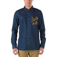Thatcher Buttondown Shirt | Shop Shirts at Vans