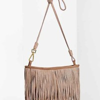 Ecote Crescent Fringe Bag