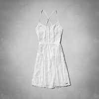 Casey Lace Babydoll Dress