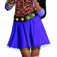 Rubie'S Monster High Clawdeen Wolf Costume