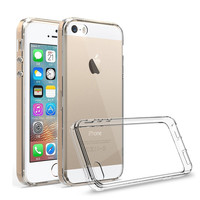 Original Sundatom Ultra Thin Soft TPU Gel Transparent Clear Case For iPhone 5 5S SE Crystal Silicon Back Cover